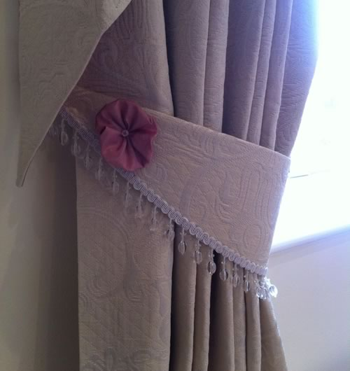 curtains and soft furnishing